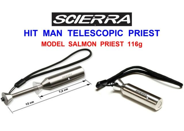 Airflo NEW Pro Fly Fishing Priest Trout Salmon Priests