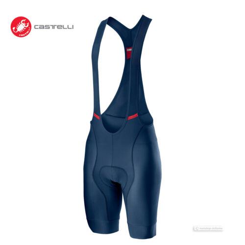 NEW 2020 Castelli COMPETIZIONE Cycling Bib Shorts DARK INFINITY BLUE