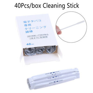 40Pc-Cotton-Swabs-Wet-Alcohol-Cotton-Swabs-Double-Head-Cleaning-Skin-Clean-SWFI