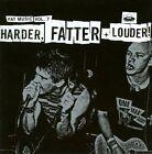Harder, Fatter + Louder! by Various Artists (CD, Nov-2010, Fat Wreck Chords)