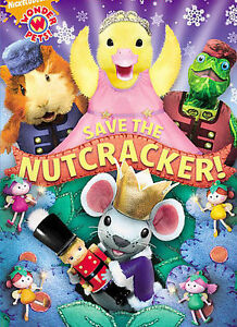 Wonder-Pets-Save-the-Nutcracker-DVD-2008-NEW