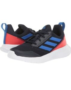 Details about Adidas Boys Size 3 Youth AltaRun K Running Shoes Black Blue New Sneakers EG5884