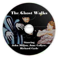 The Ghost Walks (1934) Mystery, Thriller Movie on DVD