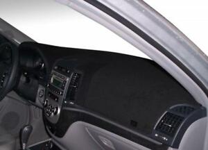 GMC Sierra WT SL SLE HY 2008-2013 Velour Dash Cover Mat Black