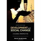 Development and Social Change: A Global Perspective by Philip D. McMichael (Paperback, 2016)