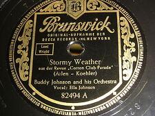 9/1R Buddy Johnson/Ella Johnson - Stormy Weather - I'm in your Power