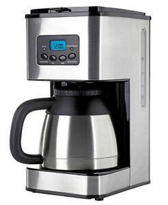 Kaffeemaschine Timer Thermoskanne : kaffeemaschine thermo kaffeeautomat 24 std timer ~ Watch28wear.com Haus und Dekorationen