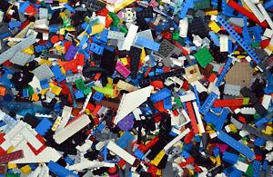 400-LEGO-Bricks-Plates-Parts-and-Pieces-Mixed-Bundle-Bulk-Brick-Genuine
