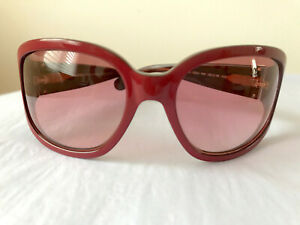 Marc-By-Marc-Jacobs-Pink-Sunglasses-MMJ-009-Plastic-Frame-Gradient-Lenses