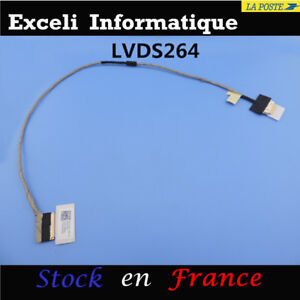 LCD-LED-Bildschirm-Video-Ladebuchse-Anzeige-Toshiba-Satellite-L40D-B-LVDS-Kabel