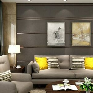 Details About Luxury Suede Marble Decor Wallpaper Non Woven Livingroom Bedroom 4 Colour Rolls