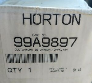 Details about NEW HORTON FAN CLUTCH 99A9897,F17-6011-5122 CUMMINS ISX  PETERBILT KENWORTH