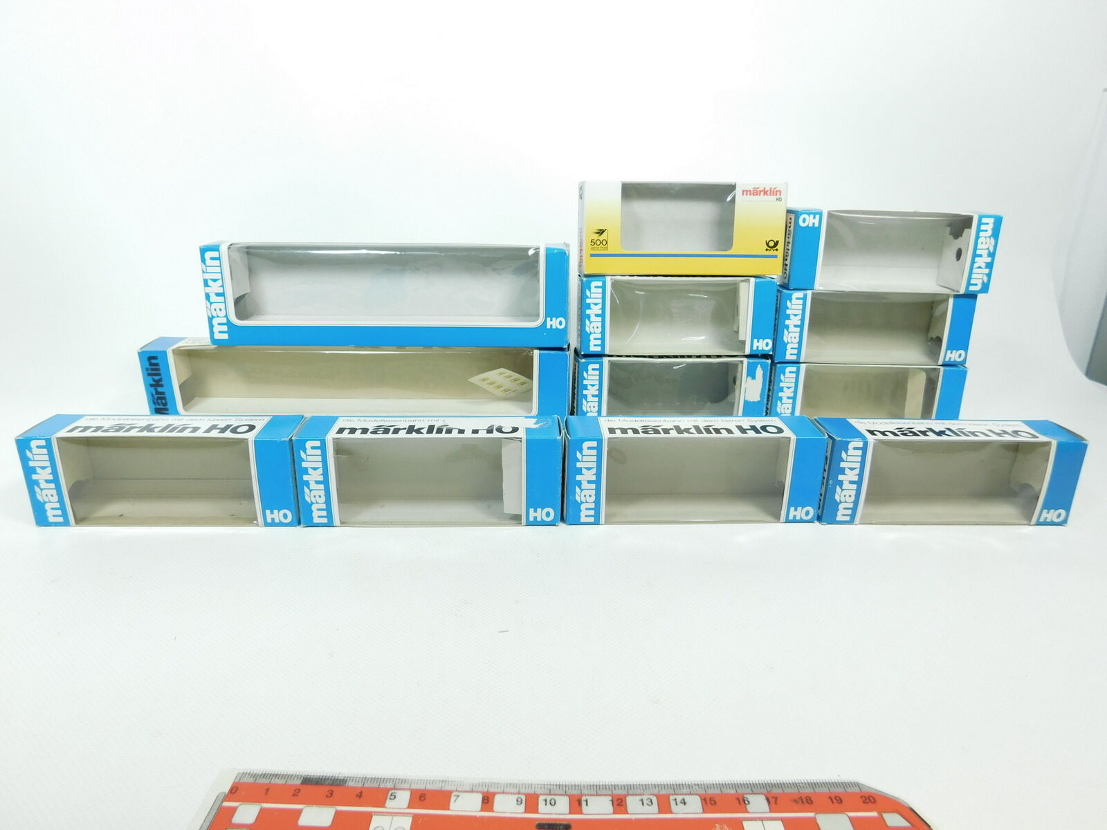 Bg897-1 x Märklin H0 Empty Box  84560 +4433+4533 +4536 +4429+4423+4096 etc.