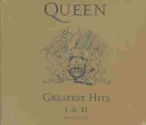 QUEEN-GREATEST-HITS-VOLS-1-amp-2-USED-VERY-GOOD-CD