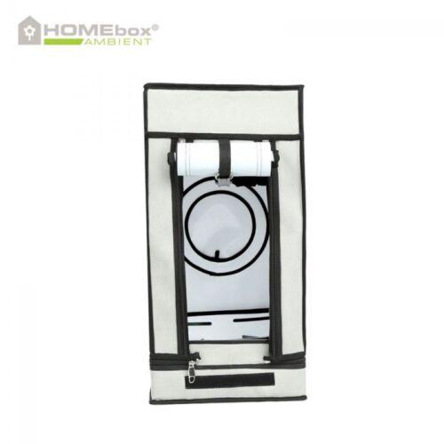 und R-Serie Growzelt Gewächshaus Q30 bis Q300 Homebox Ambient Q R80S bis R240