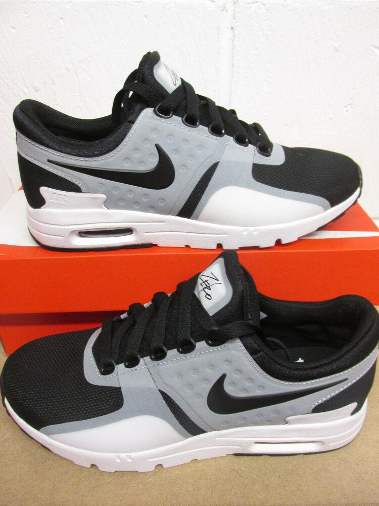 Nike Femme Air Max Zero Running Baskets 857661 102 Baskets Chaussures- Chaussures de sport pour hommes et femmes