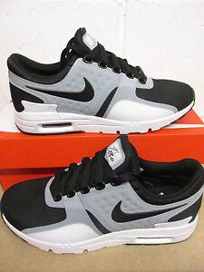 Detalles de Nike Air Max cero Correr Zapatillas para mujer 857661 102 Tenis Zapatos ver título original