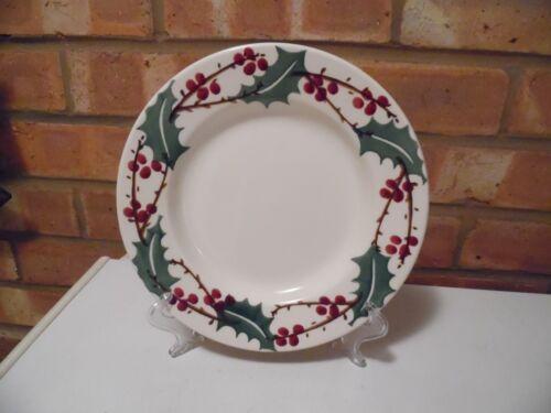 "New Emma Bridgewater Winterberry 8.5/"" Plate"