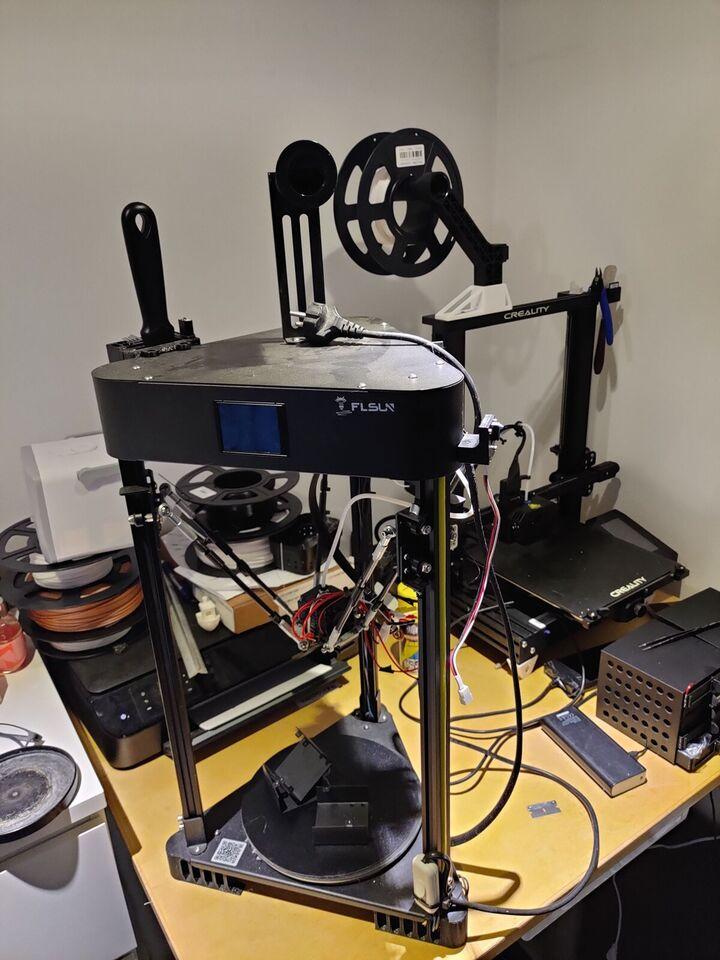 3D Printer, FLSUN, Q5