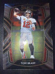 2020 Select TOM BRADY Base Club Level #201 Tampa Bay Buccaneers Super Bowl MVP