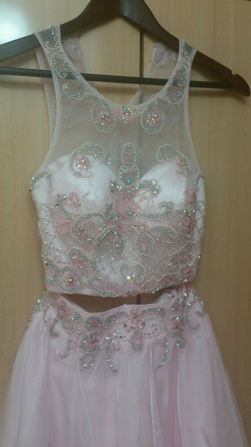 Dave and Johnny Johnny Johnny Formal  Dress Pink 0d244e