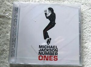73087-Michael-Jackson-Number-Ones-NEW-SEALED-CD-2010