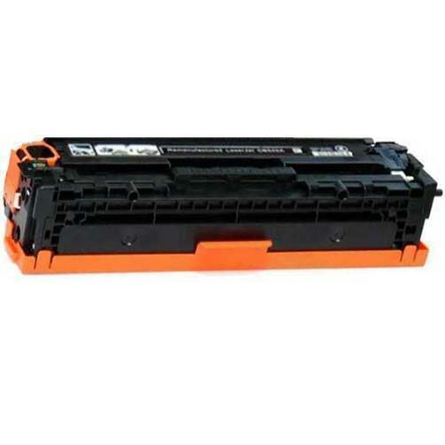 NON-OEM BLACK TONER CARTRIDGE HP CE320A 128A COLOR LASERJET PRO CP1525 CM1415