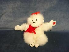 "Vintage antique retro RUSS BERRIE talking moving winter ""mumbles"" toy doll NOS"