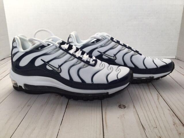 air max 97 silver shark