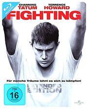 FIGHTING - EDIZIONE STEELBOOK (BLU-RAY) Channing Tatum, Lingua Italiana