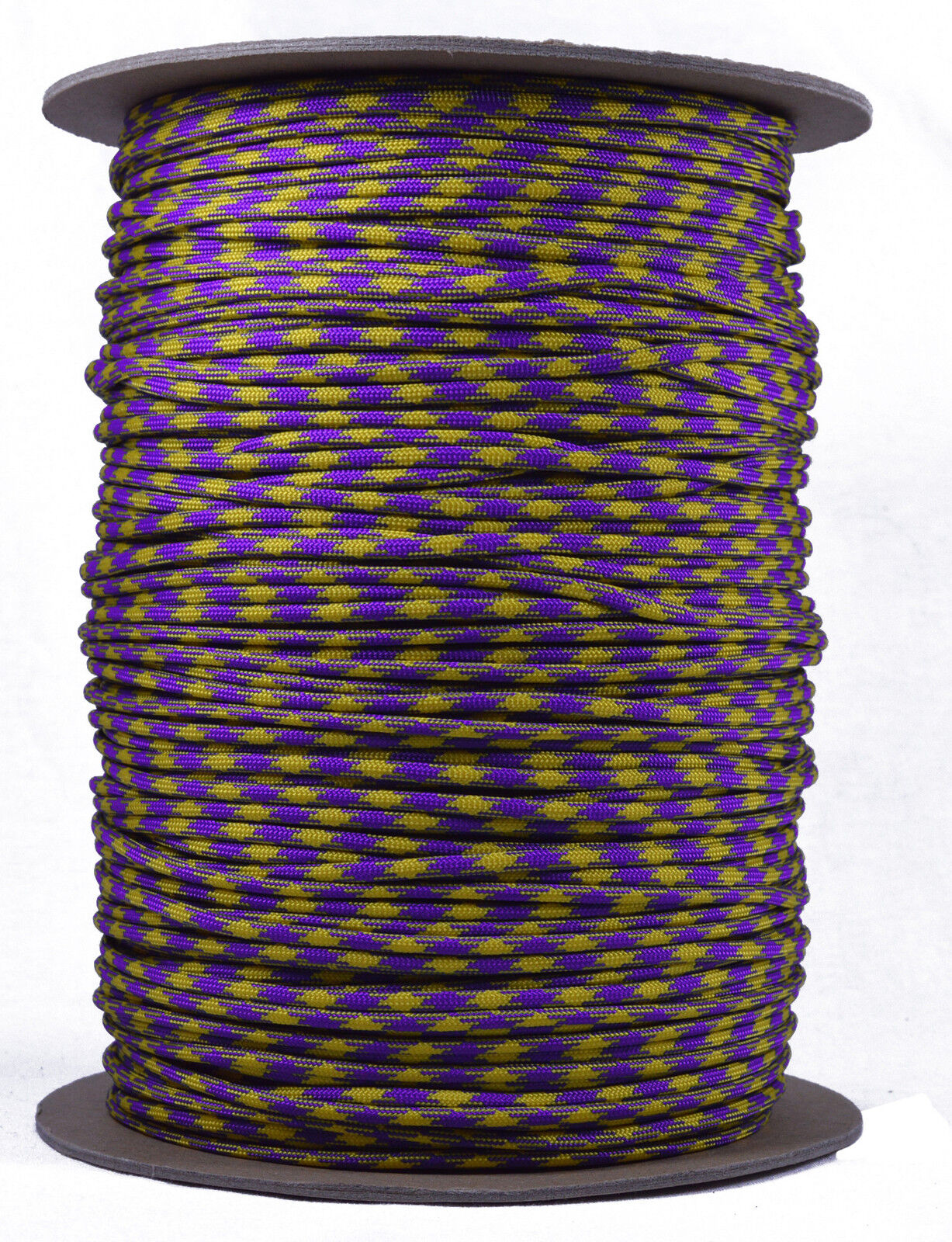 Grape Vine  550 Paracord Rope 7 strand Parachute Cord  1000 Foot Spool