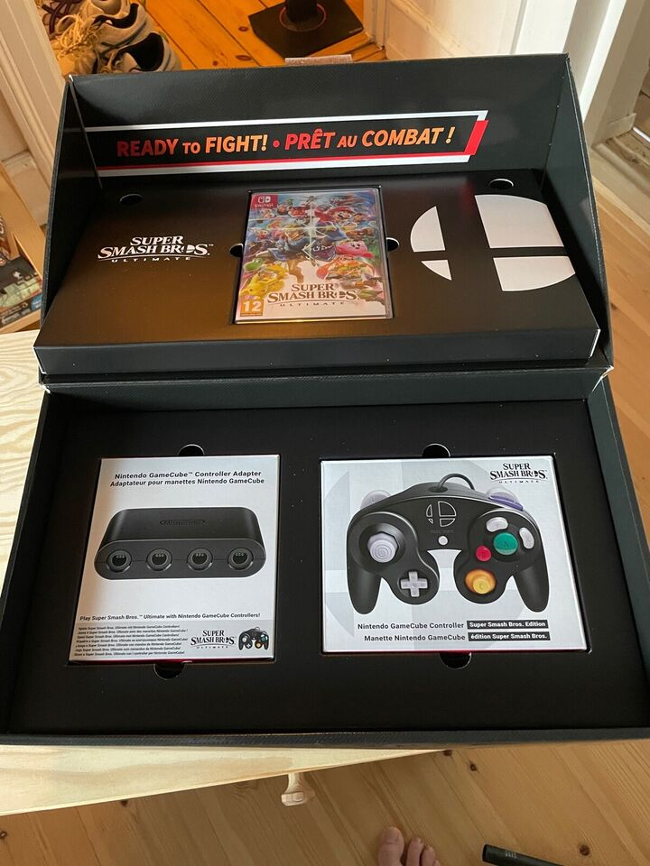 Super Smash Ultimate Limited Edition, Nintendo Switch