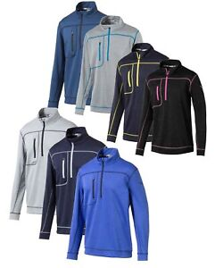 f824974ce7b76 Details about PUMA GO LOW 1/4 ZIP GOLF PULLOVER 577899 - NEW 2019 - PICK  SIZE AND COLOR
