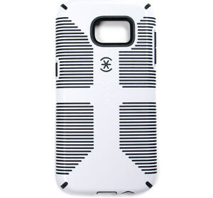 official photos eb70a 3a96e Details about Speck Candyshell Grip Samsung Galaxy S7 Edge Case hard Cover  Shell Bumper White