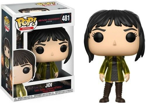 Blade Runner 2049 - Joi - Funko Pop! Movies: (2017, Toy NEU)