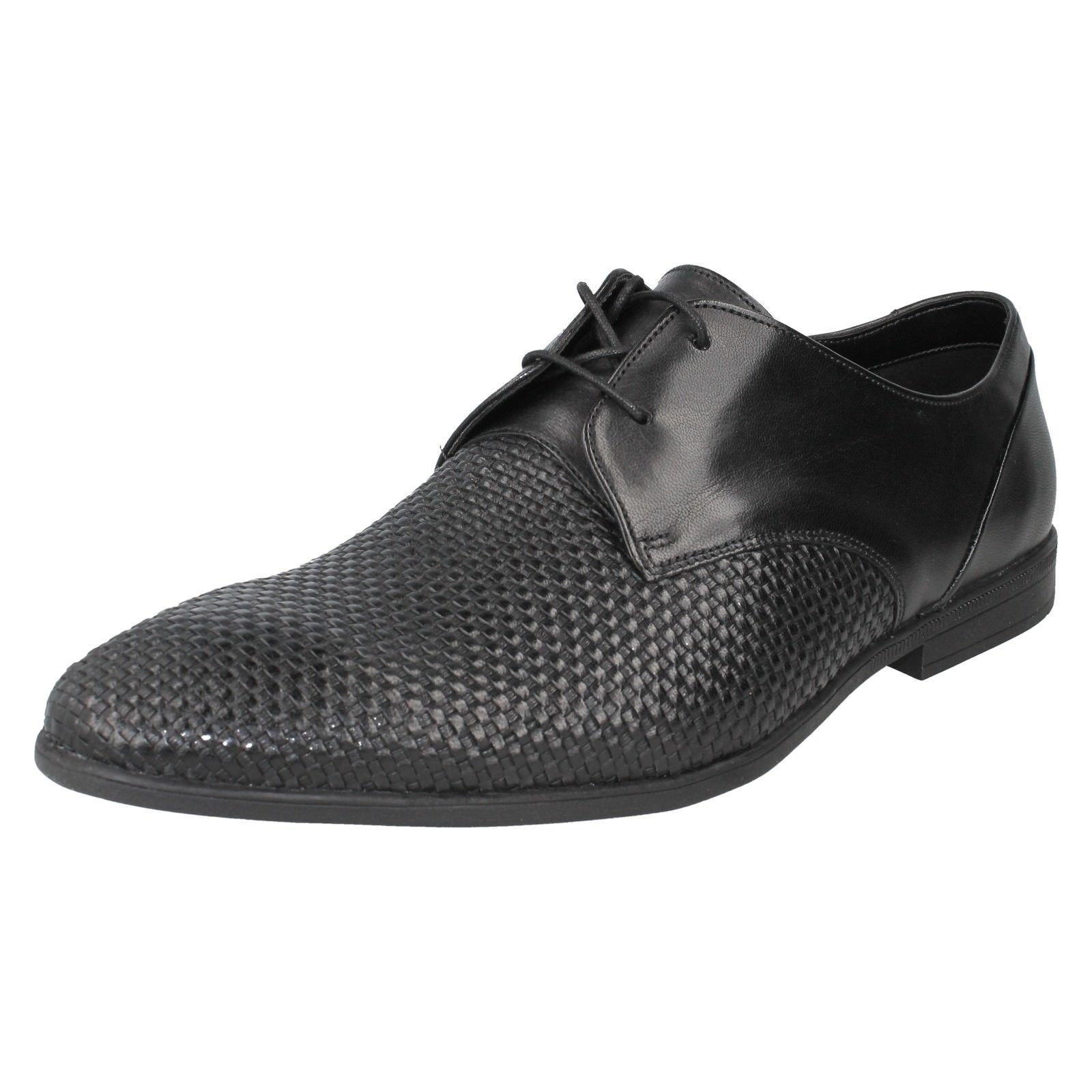 Uomo Schuhes Bampton Weave Lace Up Schuhes Uomo G Fit Retail Price bf91a8