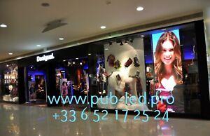 Enseigne Lumineuse LED Écran interne publicitaire P2,5 programmable