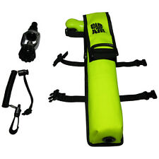 Spare Air 3 Cu. Ft. 3000 psi. Diving back up Pony Bottle with SCUBA regulator