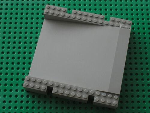 set 4554 2150 6541 6542.. Quai gris clair LEGO Train OldGray platform ref 2642
