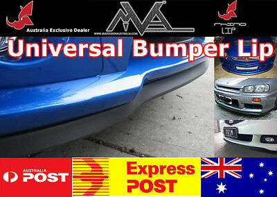 RHINO LIP Bumper Spoiler Splitter for Hyundai Satellite iMAX Starex Matrix