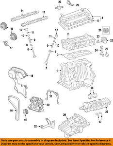 FORD OEM 14-16 Fiesta Crankshaft Crank-Thrust Bearing BM5Z6337A