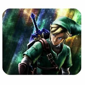 Tapis De Souris 72 The Legend Of Zelda Personnalise Standard
