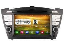 AUTORADIO DVD/GPS/NAVI/RADIO/ANDROID 4.4.4/DAB FOR HYUNDAI IX35 2010-14 M047