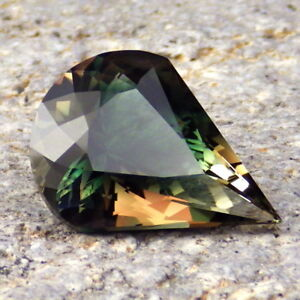 CHROME-GREEN-TEAL-ORANGE-MULTICOLORED-OREGON-SUNSTONE-6-80Ct-FLAWLESS-TOP-RARITY