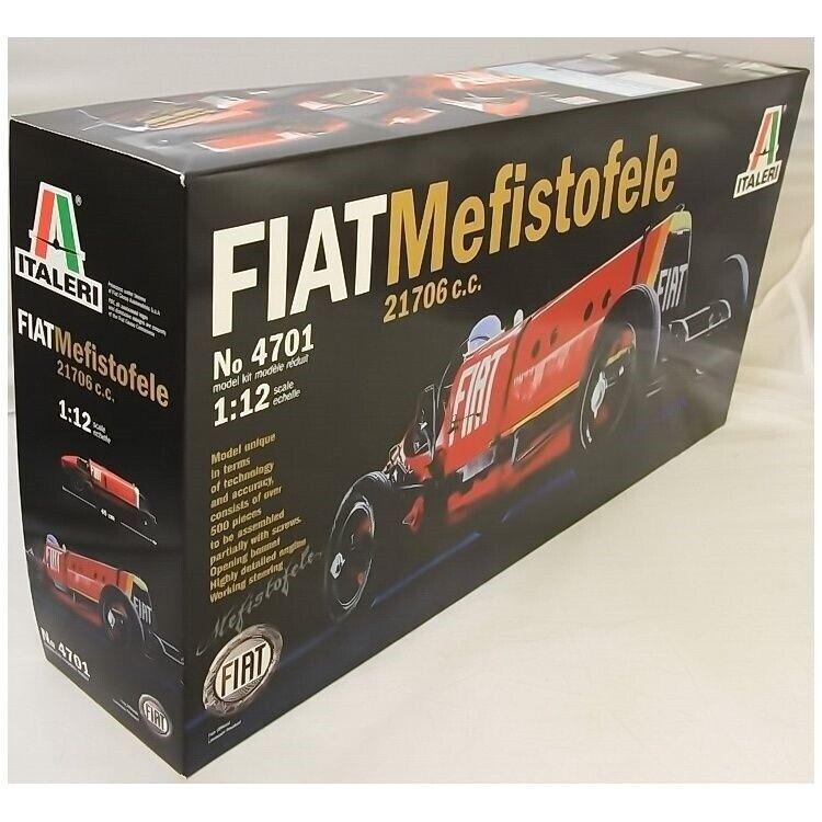 Italeri 1 12 4701 Fiat Mefistofele Model Car Kit