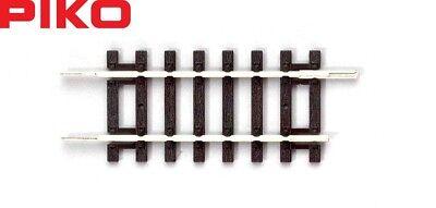 Piko A-Gleis H0 55204 Gleisstück mit der Länge von 107 mm