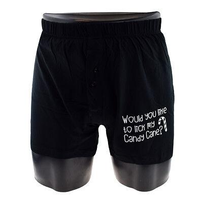4 Sizes XNBS007 Valentine Gift Be My Valentine Comendy BOXER SHORTS