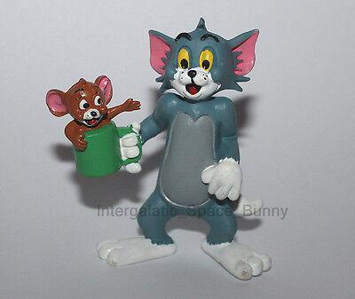 "1980's Spain PVC Tom & Jerry 3"" Figure Comic Style Spainish Cartoon Figure #2"