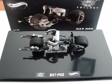 Hot Wheels Elite The Dark Knight Trilogy Bat-Pod 1:43