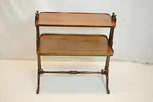 Great Image Is Loading Regency Maple Server Sofa Table Labeled OLD COLONY